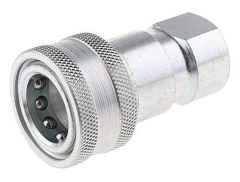 "3/4"" FEMALE HYDRAULIC COUPLER"