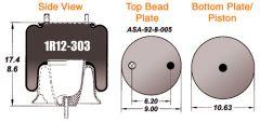 AIR BAG (1R12-603)