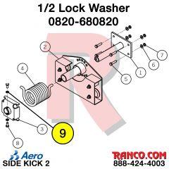 "AERO - 1/2"" LOCK WASHER"