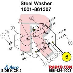AERO - STEEL WASHER