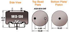 AIR BAG (1R13-130)