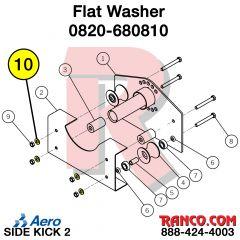 AERO - FLAT WASHER
