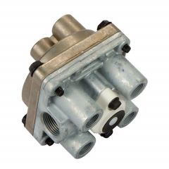 "3/4"" RESERVOIR PORT SERVICE RELAY VALVE, 4 PSI"