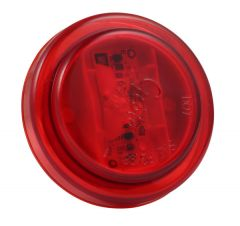 GROTE - 2.5 CLR/MKR, LED RED