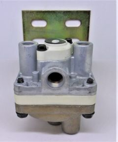 CONTROL LINE VALVE FOR LEAD TRAILERS