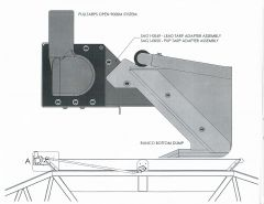 "PULLTARPS - 89"" OPEN HIGH MOUNT TARP SYSTEM - PUP"