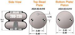 AIR BAG (2B9-239)