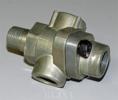 DC-4 DOUBLE CHECK VALVE