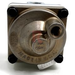 CONTROL LINE VALVE FOR DOLLIES AND TURNTABLE AXLES