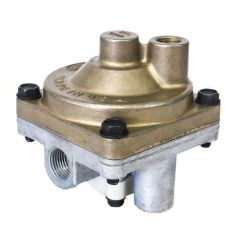 "1/2"" RESERVOIR 2-PORT SERVICE RELAY VALVE, 1.5 PSI"