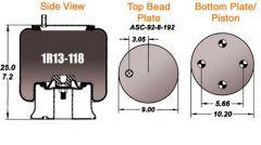 AIR BAG (1R13-118)