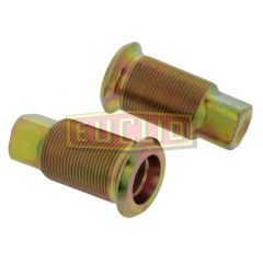 LONG INNER CAP NUT, RH GR - STEEL WHEEL