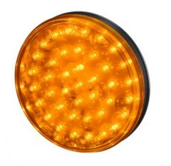 "4"" ROUND 40 LED MARKER LIGHT"