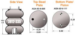 AIR BAG (3B12-335)