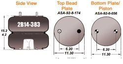 AIR BAG (2B14-383)