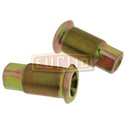 LONG INNER CAP NUT, LH GR - STEEL WHEEL