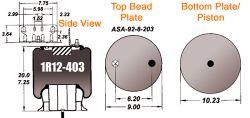 AIR BAG (1R12-403)