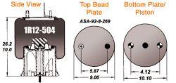 AIR BAG (1R12-504)