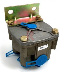 """3/8"""" DELIVERY PORT RELAY VALVE, 4 PSI"""
