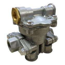 "3/8"" AND 1/2"" RESERVOIR PORTS SPRING BRAKE CONTROL VALVE"